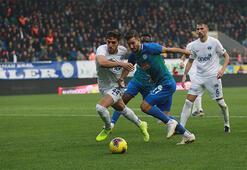 Son dakika - Çaykur Rizespor-Kasımpaşa: 0-3