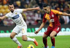 Galatasaray - MKE Ankaragücü: 2-2