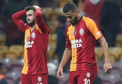 Galatasarayda kötü gidiş sürüyor