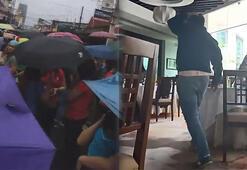Son dakika... Filipinlerde 6.9 büyüklüğünde deprem