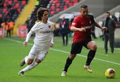 Gaziantep FK - İM Kayserispor: 3-0