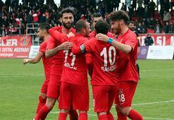 Ümraniyespor: 1 - Osmanlıspor: 0