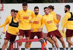 Galatasaray, Tuzlaspor hazırlıklarına ara vermeden başladı