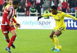 Demir Grup Sivasspor - Fenerbahçe: 3-1