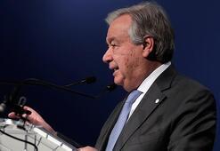 Guterres: Uluslararası toplum, önemli bir fırsatı kaçırdı