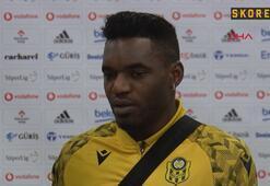 Thievy Bifouma: Takımıma katkı sağladığım için mutluyum