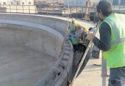 Alaşehir'in atıksu sorunu çözülüyor