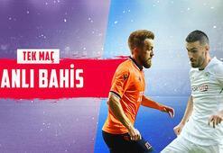 Başakşehir – Konyaspor maçı canlı bahisle Misli.comda