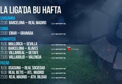 La Ligada 18. haftada El Clasico heyecanı