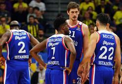 Anadolu Efes, THY Avrupa Liginde Litvanyada Zalgirisle  karşılaşacak