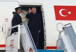 Cumhurbaşkanı Erdoğan İsviçreye gitti