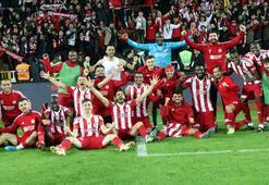 Sivasspordan tarihe geçen seri