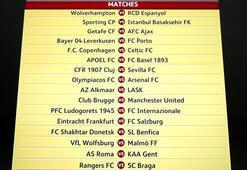 Son dakika - Medipol Başakşehirin UEFA Avrupa Ligindeki rakibi Sporting