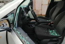 Dur ihtarına uymadı, ekip otosuna çarptı: 1 polis yaralı