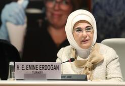 Emine Erdoğan: Son 30 yılda bebek ve çocuk ölümlerini en hızlı  düşüren ikinci ülkeyiz