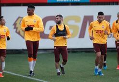 Son dakika- Galatasarayda Tuzlaspor öncesi 5 eksik