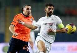 Medipol Başakşehir - Konyaspor: 1-1
