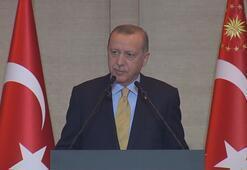 Cumhurbaşkanı Erdoğan: Tarih boyunca olduğu gibi Avrupada ev sahibiyiz