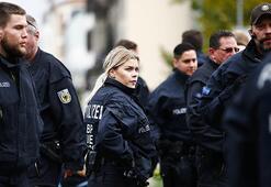 Avrupanın göbeğinde hareketli dakikalar 2 bin 800 kişi tahliye edildi