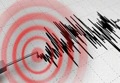 Son dakika | Kütahyada 3.2 büyüklüğünde deprem