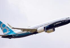 Boeing 737 Max 8 üretimine ara veriyor