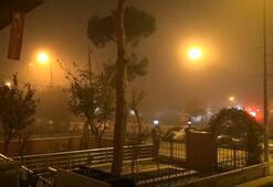 İstanbulu esir aldı Dün sabahtan beri etkili oluyor