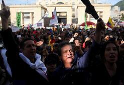 Kolombiyada hükümet karşıtı gösteriler sürüyor