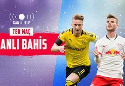 B. Dortmund – Leipzig maçı canlı bahisle Misli.comda