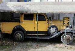 Baba yadigarı 1930 model otomobile ilgi