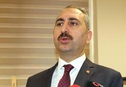Adalet Bakanı Gülden 17-25 Aralık süreci açıklaması