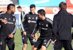 Beşiktaş kupa maçının hazırlıklarını tamamladı
