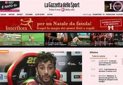 İtalyan gazetesi Başakşehirden özür diledi