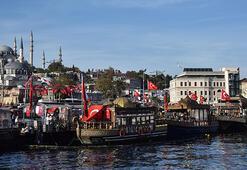Mahkemeden Eminönündeki balıkçı teknesi kararı