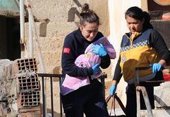3 aylık bebeğini kalbi delik diye bırakıp kaçtı