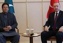 Pakistan Başbakanı Handan Erdoğan ve Türk halkına mülteci  övgüsü