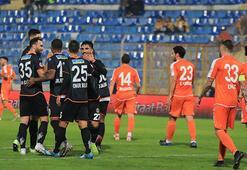Adanaspor: 1 - Aytemiz Alanyaspor: 7