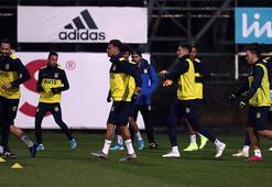 Fenerbahçede kupa hazırlıkları tamam