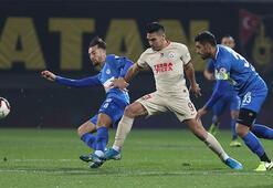 Tuzlaspor-Galatasaray: 0-4