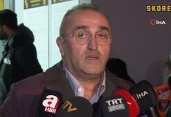 Abdurrahim Albayrak: Devre arasında tünelde futbolcularımıza dirsek atan olmuş