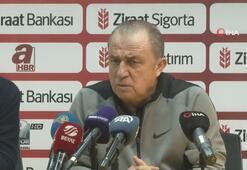 Fatih Terim: Sonuç almak isteyen bir Galatasaray vardı