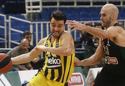 Panathinaikos: 81 - Fenerbahçe Beko: 78