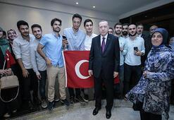 Cumhurbaşkanı Erdoğan, Kuala Lumpur Zirvesine katılmak üzere Malezyada