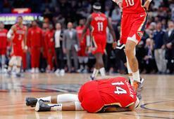 NBAde New Orleans Pelicans, kazanmayı unuttu