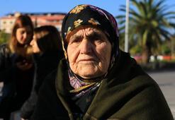 Cinsel saldırıya uğrayan yaşlı kadın duruşma öncesi gözyaşı döktü