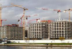 Euro Bölgesinde inşaat üretimi ekimde düştü