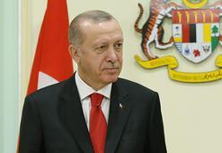 Son dakika: Cumhurbaşkanı Erdoğandan flaş Simit Sarayı çıkışı