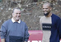 Galatasaray idmanında Melo sürprizi
