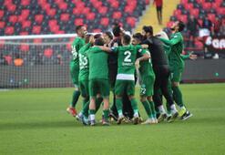 Kırklarelispor, Gaziantep FKyı kupadan eledi