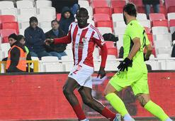 Demir Grup Sivasspor - Esenler Erokspor: 0-1