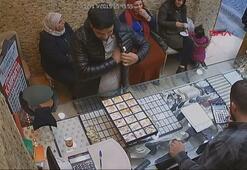 20 lira kapora verdi, 2 bin lira değerinde altın çaldı